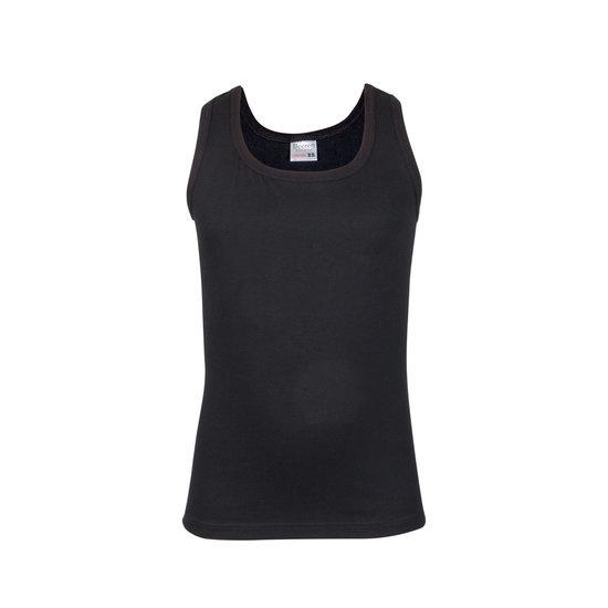 Beeren jongens hemd/singlet Comfort Feeling zwart