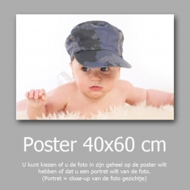 Poster 40 x 60 cm