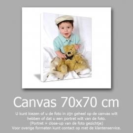 Canvas 70x70 cm