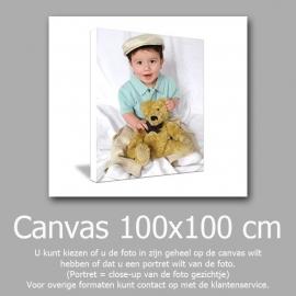 Canvas 100 x 100 cm
