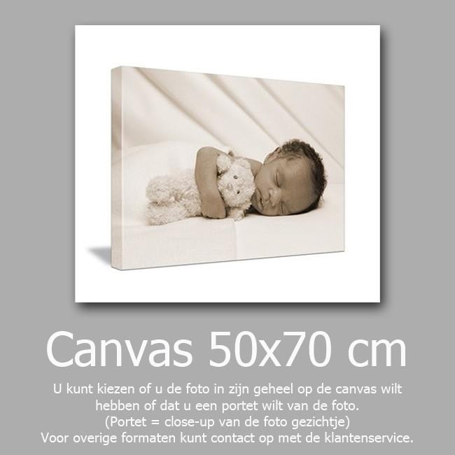 Canvas 50 x 70 cm