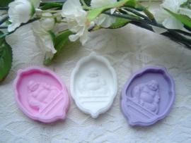 Boeddha geluks amulet
