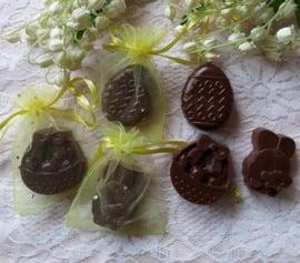 Chocolade Paasfiguurtjes