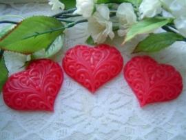Valentijn Filigree hartje