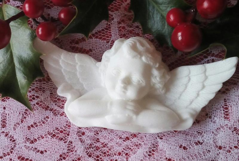 Grote Engel van 8 x 4cm