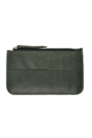Chabo Cards & Coins wallet - Green