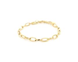 Kalli schakelarmband 2609 - Goud