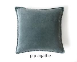 Kussen ML Fabrics - Pip - Agate