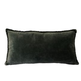 Kussen ML Fabrics - Pip - Agate 30 x 60