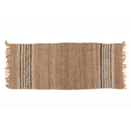 AAI tapijt - naturel/zwart