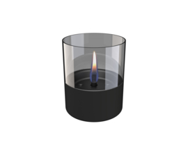 Tenderflame Lilly - 10 cm - Black