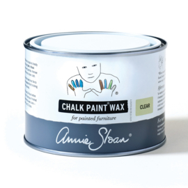 Annie Sloan wax - helder/clear 500 ml