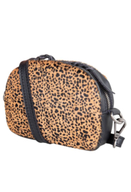 Chabo Skin Bag - Brown Dot