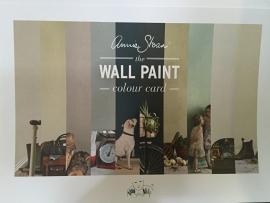 Annie Sloan Wall Paint kleurenkaart