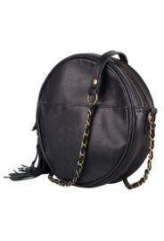 Chabo Circle Bag - Black