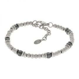 Kalli schakelarmband 2577 - Zilver