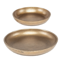 Home Society - plate Silkeborg - Goud - XS