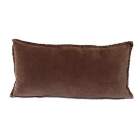 Kussen ML Fabrics - Pip - Powder 30 x 60