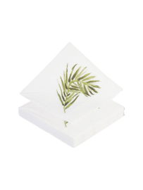 Mijn Stijl - servet palmblad