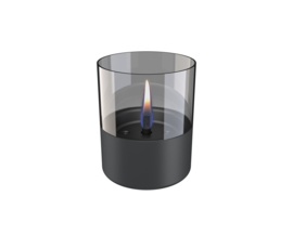 Tenderflame Lilly - 10 cm - Dark Grey