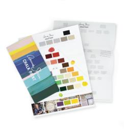Annie Sloan Chalk Paint kleurenkaart