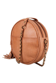 Chabo Circle Bag - Camel