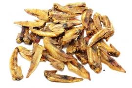 Natures cares Gedroogde Chicken Wings zakje  200 gram.