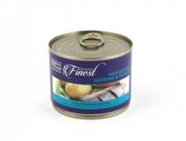 Herring Wet Complete Food