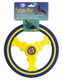Frisbee Met Rubbere Rand. 25cm.