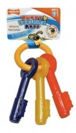 Nylabone Puppy Teething Keys Small (tot 11 kilo)