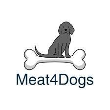Meat4dogs Rund 1000gr.