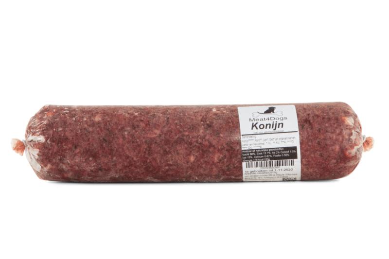 Meat4Dogs : Konijn