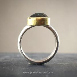 ring met labradoriet
