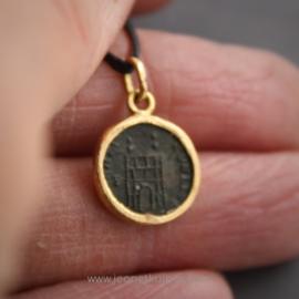 romeinse munthanger
