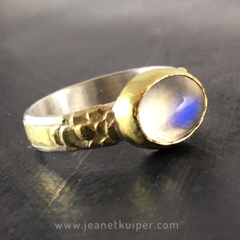 ring voor een zeemeermin