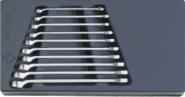 Stahlwille 96838105 steek-ring sleutel set ABS