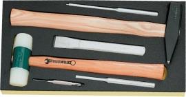 Stahlwille 96838181 hamer en drijver set TCS