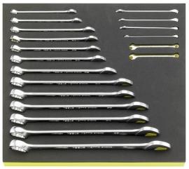 Stahlwille 96838778 Steek-ringsleutel set INCH TCS