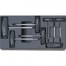 Stahlwille 96838120 Torx T sleutel set