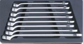 Stahlwille 96838106 steek-ringsleutel set ABS