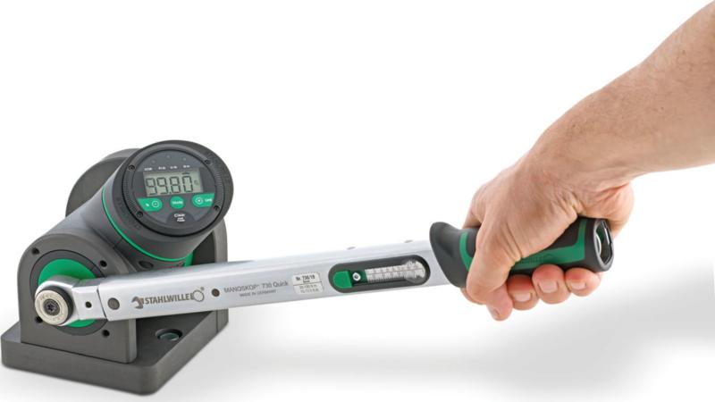 Stahlwille SmartCheck: Service, kalibratie en DIN/ISO certificering.