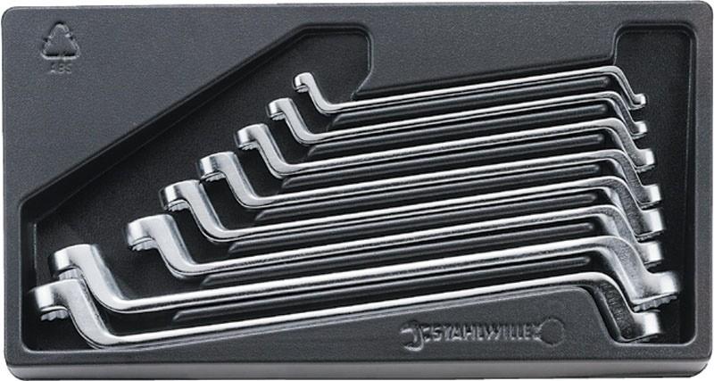 Stahlwille 96838167 ring sleutelset ABS