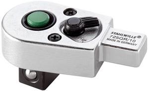"""Insteek ratelkop 9X12mm met 1/2"""" aansluiting QR 58253010"""