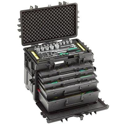 Stahlwille 13217TS/1 mobiele gereedschapskoffer + 89 delige set