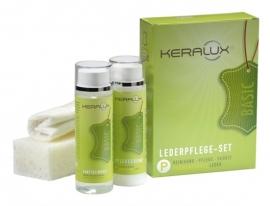 Keralux® set P  - voor gepigmenteerd leer