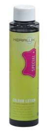 Keralux® kleurlotion voor gepigmenteerd leer.