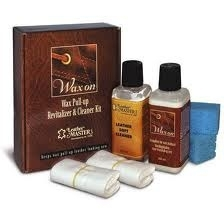 Leather Master Wax on Maxi Set
