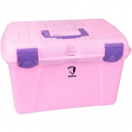 Horka Grooming box roze