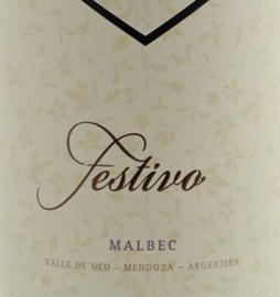 Festivo Malbec  (doos van 6 flessen)