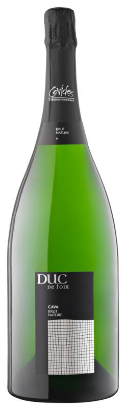 Cava Duc de Foix Brut Nature Magnum 1,5 liter Covides